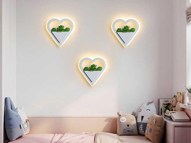 Giá đèn ngủ treo tường hiện đại