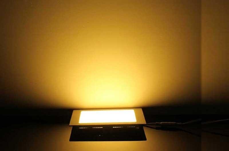kích thước đèn downlight vuông