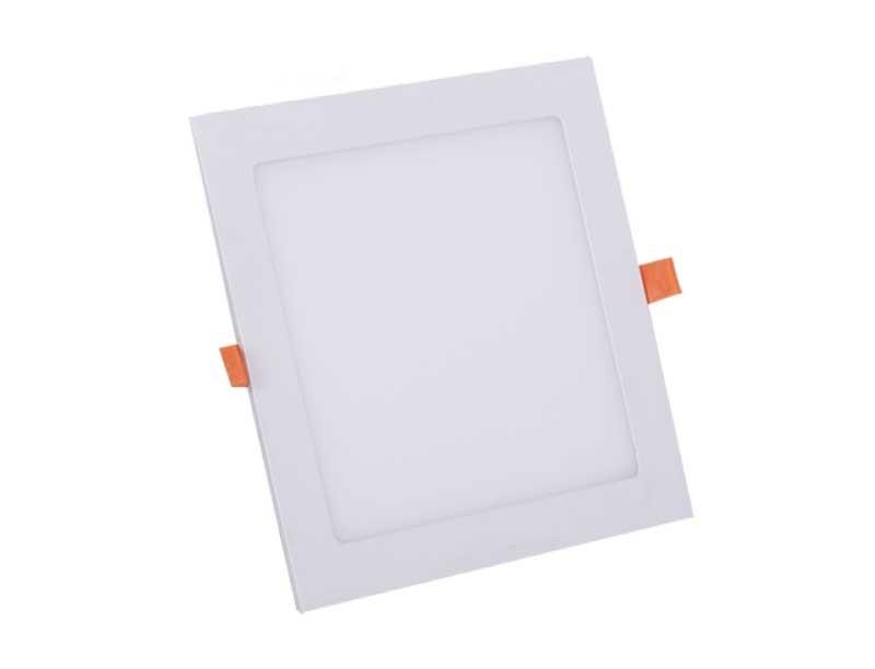 Đèn âm trần vuông - Đèn LED vuông âm trần 9w