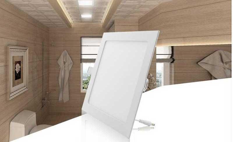 Kích thước đèn downlight vuông ON-V-6