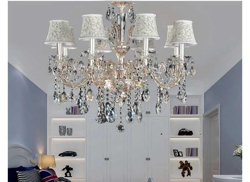 Đèn decor trang trí - Đèn chùm decor hiện đại HT-04