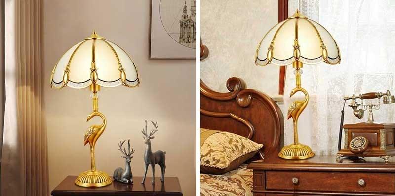 Đèn bàn decorHTDB-01 -đèn trang trí decor