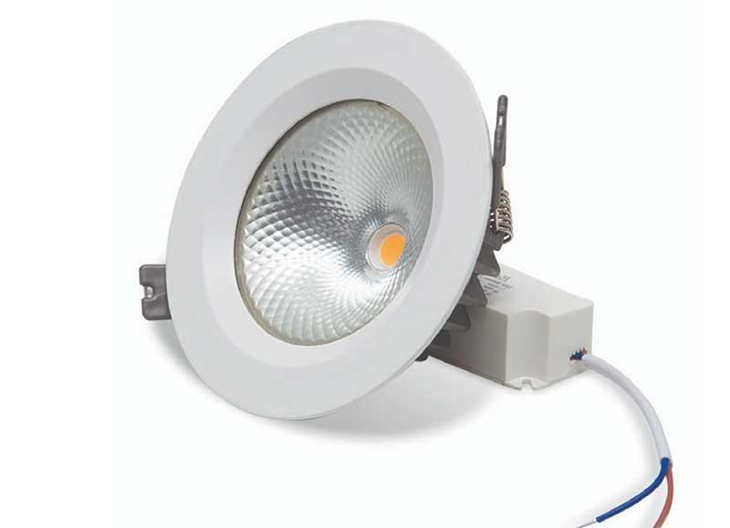 Đèn LED âm trần 9w - Đèn LED âm trần siêu mỏng 9w Rạng Đông