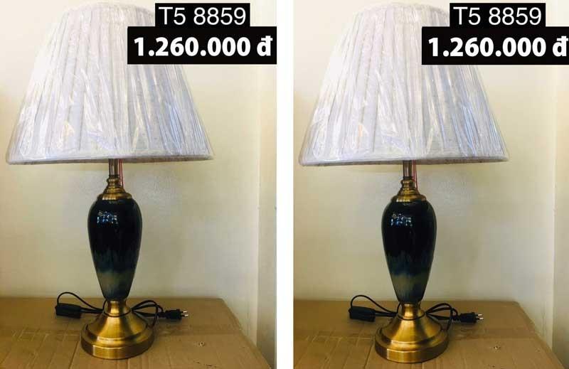 Đèn ngủ để bàn mini HTDB-T58859 - Đèn ngủ mini để bàn dễ thươngHTDB-T58859