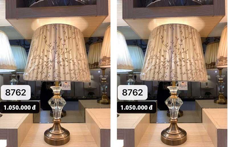 Đèn ngủ để bàn dễ thương HTDB-8762 - Đèn ngủ để bàn mini HTDB-8762