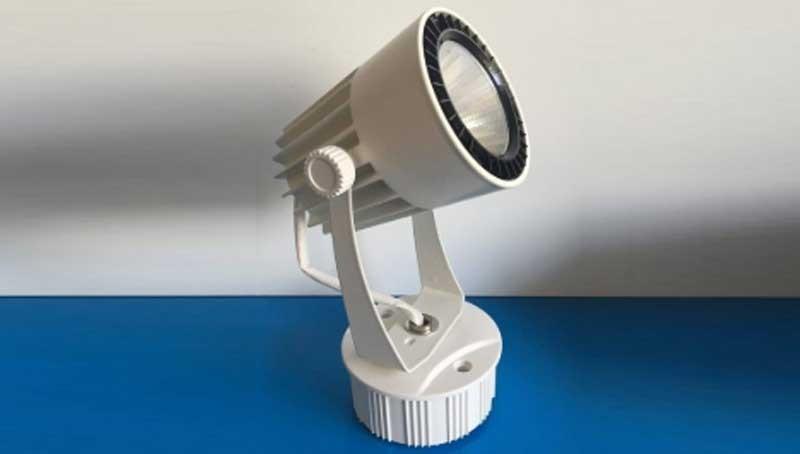 Đèn rọi ray 12W ELV - Đèn rọi thanh ray 12w ELV - Đèn LED rọi ray 12w ELV