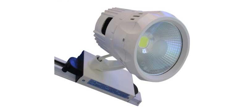 Đèn rọi ray 12W Maxlight - Đèn LED thanh ray 12w Maxlight - Đèn LED rọi ray 12w