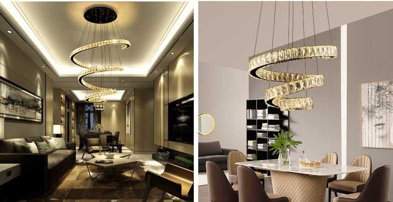 Đèn LED thả trần văn phòng - Đèn trần thả văn phòng - Đèn thả văn phòng