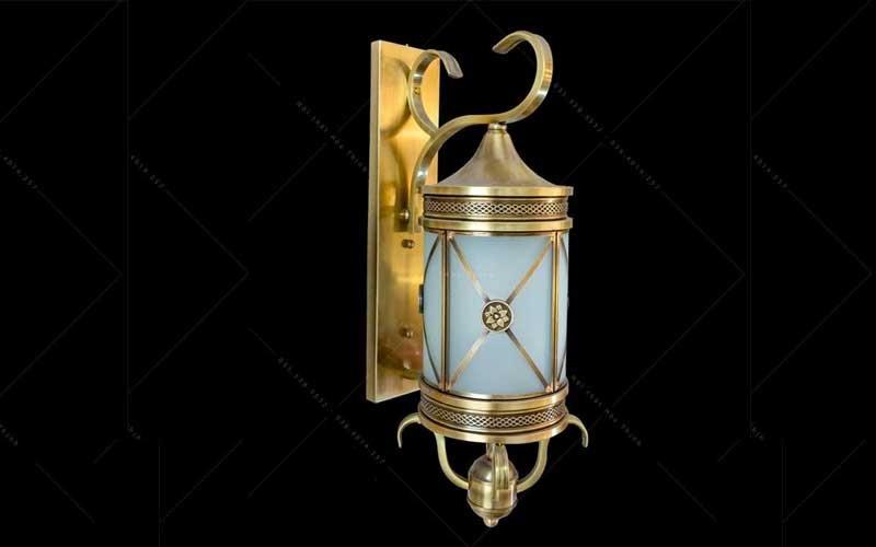 Đèn trang trí cột sảnh