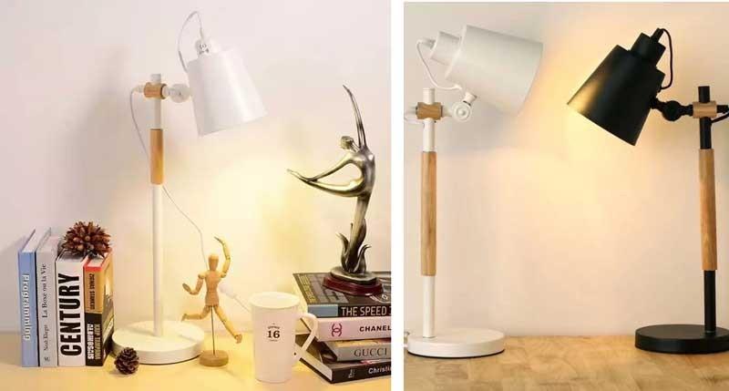 đèn led để bàn văn phòng