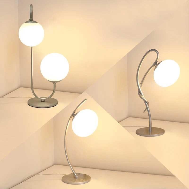Đèn bàn trang trí văn phòngdecor 05 - Đèn LED để bàndecor 05