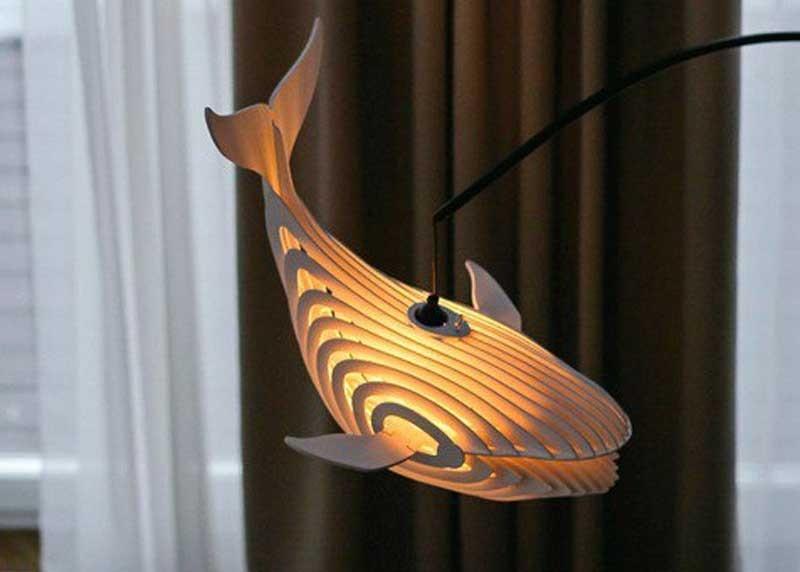 đèn thả trần gỗ - đèn gỗ treo trần trang trí phòng ngủ - đèn thả trần bằng gỗ