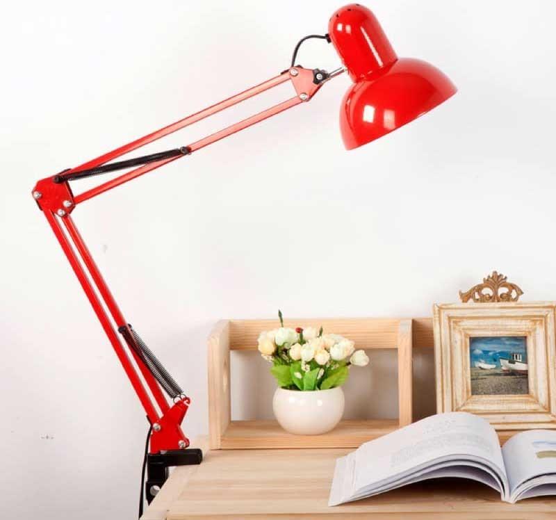 Đèn học kẹp bàn Pixar xoay 360 độ - Đèn kẹp bàn học Pixar