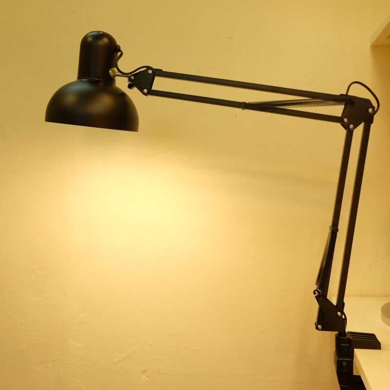 Đèn học kẹp bàn cao cấp Luxo - Đèn LED kẹp bàn học sinh giá rẻ