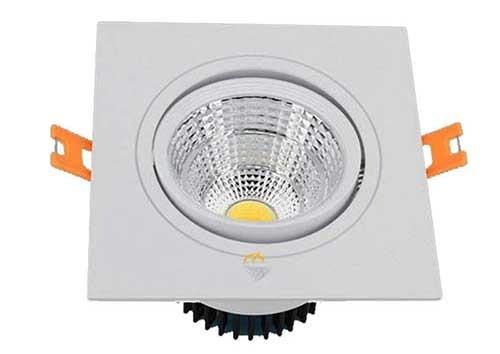 Vỏ đèn LED downlight âm trần thạch cao siêu tiết kiệm