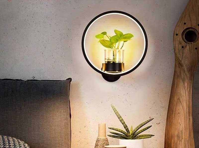 Đèn ngủ cắm ổ điện hiện đại HTL-1 - Đèn ngủ LED cắm ổ điện giá rẻ HTL-11