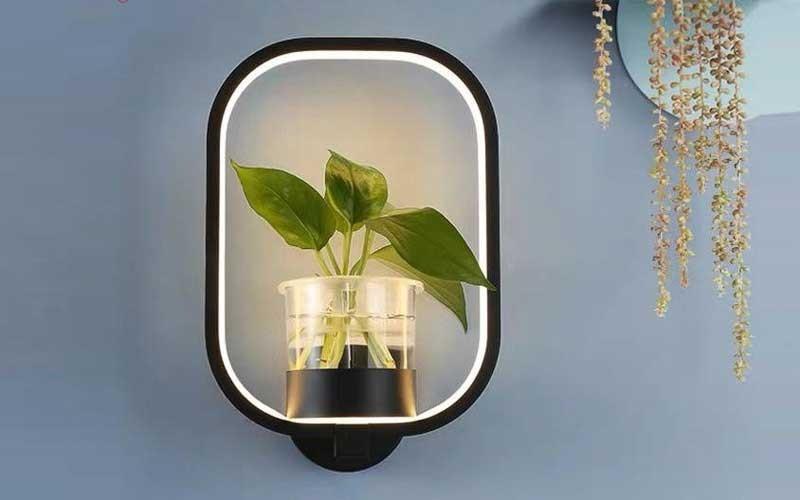 Đèn ngủ treo tường mini HTL-12 - Đèn ngủ LED mini đơn giản HTL-12