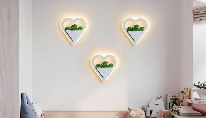 Đèn ngủ treo tường mini HTL-02 - Đèn ngủ gắn tường mini HTL-02
