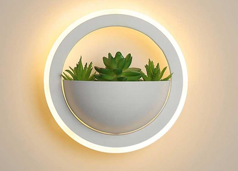 Đèn ngủ gắn tường mini HTL-03 - Đèn ngủ treo tường mini LED HTL-03