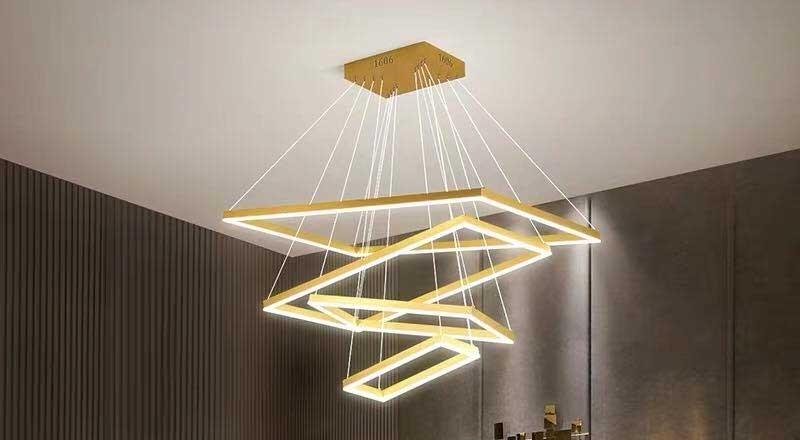 Đèn thả phòng bếp hiện đại - Đèn thả trần phòng bếp cao cấp HTDT-27