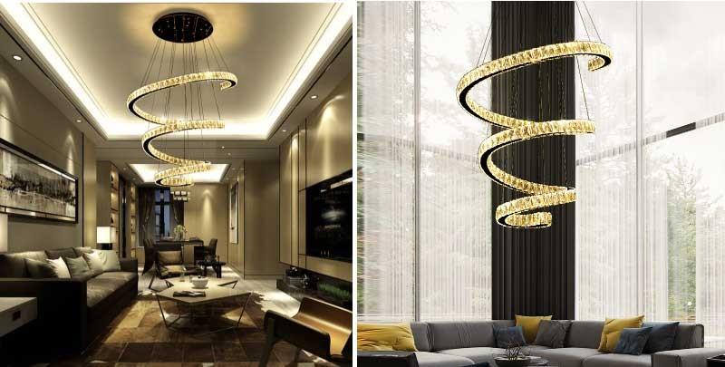 Đèn thả trần phòng bếp hiện đại - Đèn bếp thả trần cao cấp