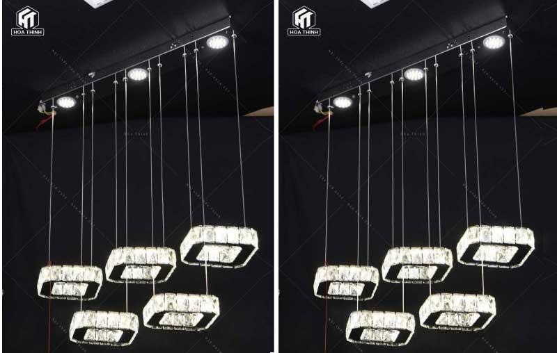 Đèn thả quầy bar cao cấp HTPL-31 -Đèn thả trần quầy barhiện đại HTPL-31