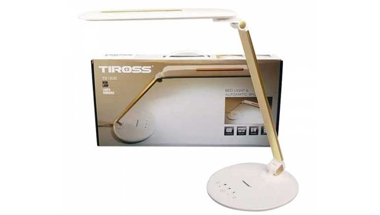 Kinh nghiệm mua đèn học cho con - Chọn đèn học chống cận LED Tiross TS1805