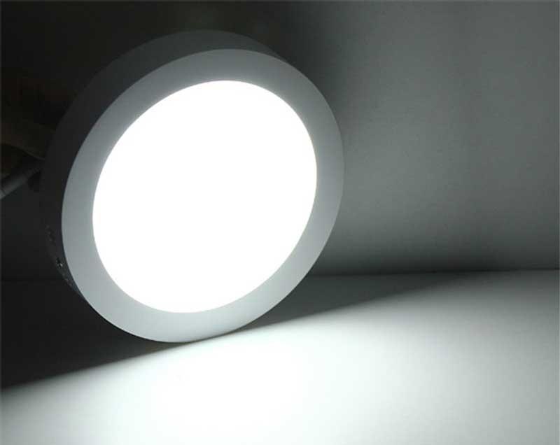 đèn led âm trần tròn 18w Hòa Thịnh
