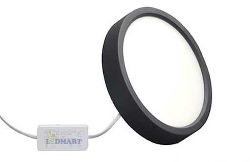 Đèn LED ốp trần nổi siêu mỏng TLC lighting 12w giá rẻ trang trí ban công