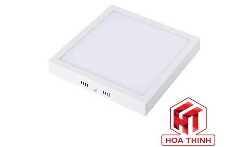 Đèn vuông ốp trần - TwinLED 18W - Đèn LED vuông ốp trần trang trí phòng khách TWINLED