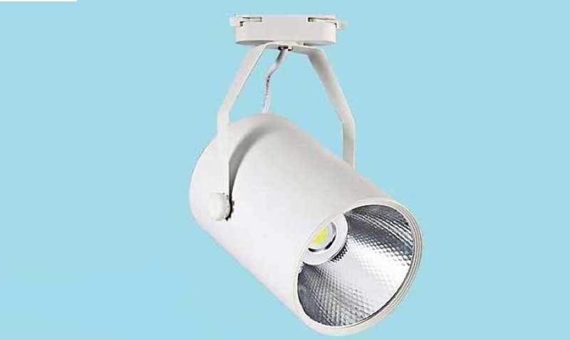 Đèn rọi ray 7w RR-COB-07 - Đèn LED ray 7w RR-COB-07