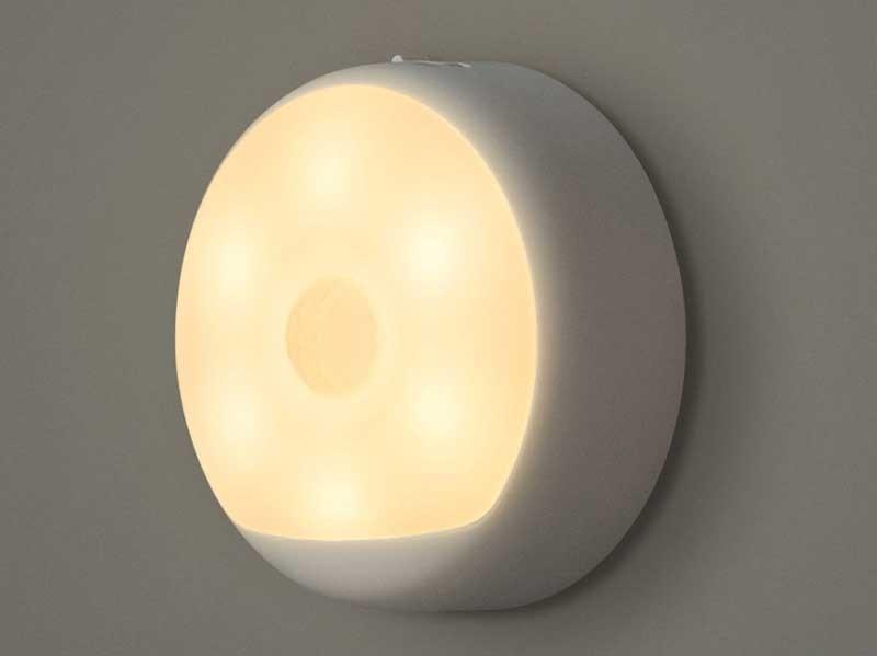 Đèn ngủ cắm tường cảm biến Yeelight - Đèn cắm tường phòng ngủ