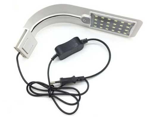 Đèn rọi bể cá chống nước giá rẻ LTS-001 - Đèn LED rọi bể cá siêu sáng LTS-001