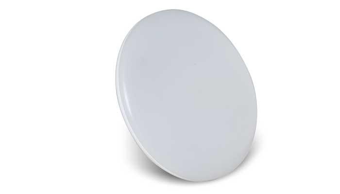 mẫu đèn led ốp trần tròn chống bụi