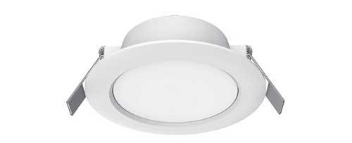 Đèn LED âm trần 6W cao cấp Opple AT41 phòng khách