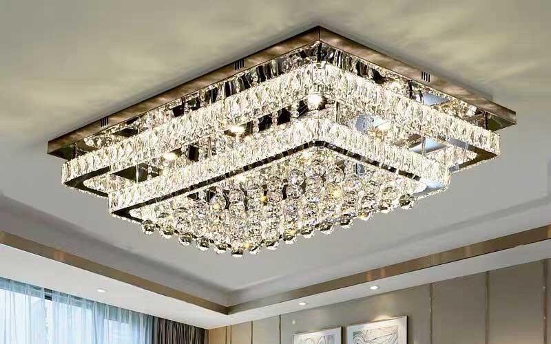 Đèn LED trang trí phòng khách, phòng ngủ