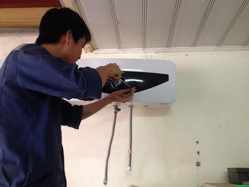 Lắp Bình Nóng Lạnh Tại Hà Nội