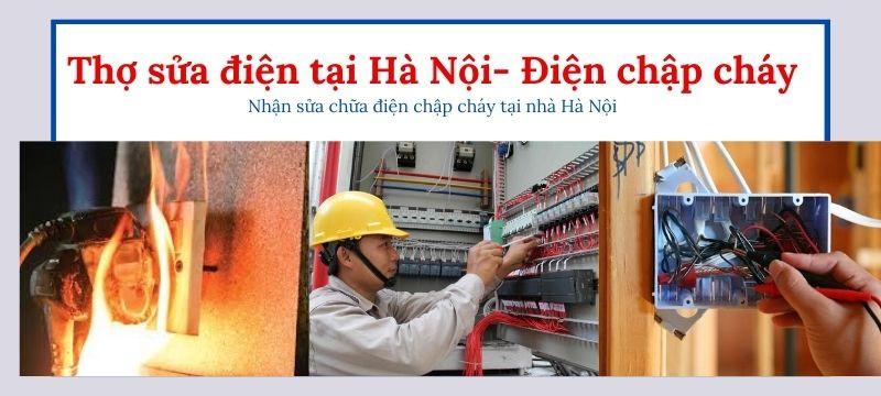 Sửa điện chập tại Hà Nội