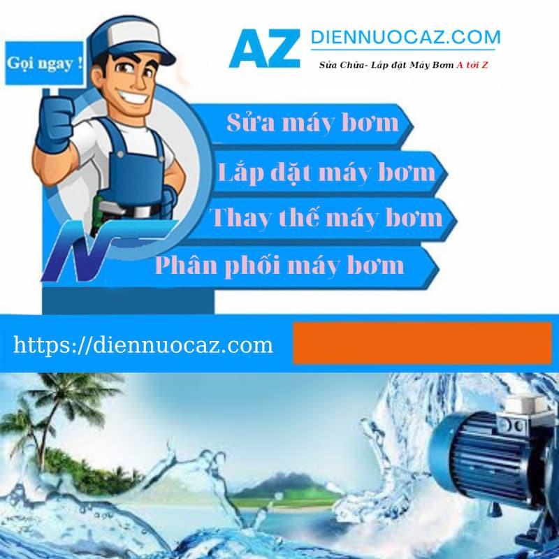 Lắp đặt sửa máy bơm nước tại nhà