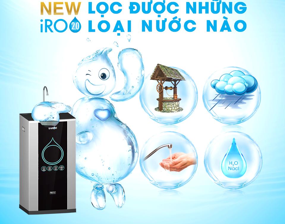 Tại sao dòng máy lọc nước Karofi iRO 2.0 luôn cháy hàng từ khi ra mắt?