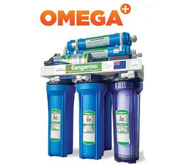 Máy lọc nước Kangaroo OMEGA+ KG01G4-KV ( Không vỏ)