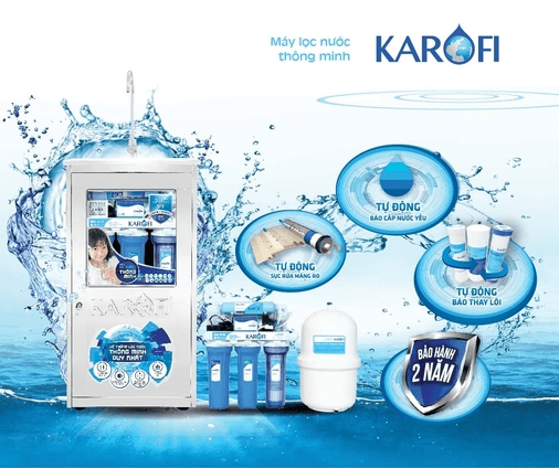 Máy lọc nước RO ra nhiều nước thải - làm thế nào để nhận biết và khắc phục tại nhà