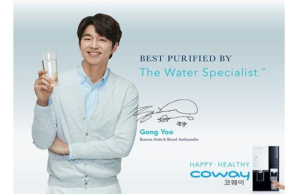 Mua máy lọc nước chắc chắn ai cũng biết đến thương hiệu Coway