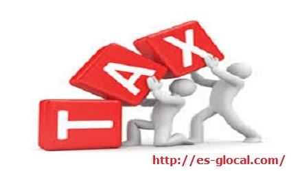 Thuế nhà thầu trong giao dịch nhập khẩu tại chỗ