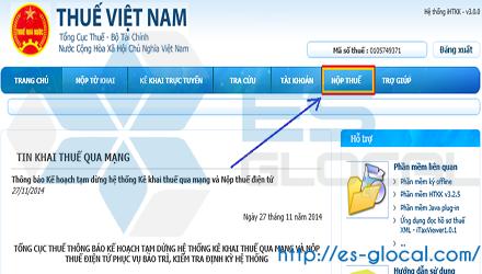Hướng dẫn đăng ký tài khoản nộp thuế điện tử qua mạng