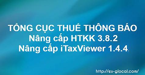 HTKK 3.8.2 mới nhất hiện nay cập nhật Thông tư 133 và Nghị đinh 20