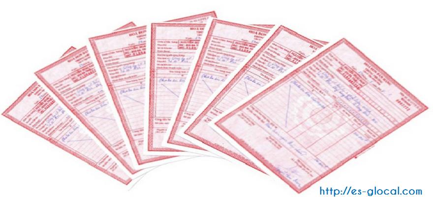 Cách kê khai hóa đơn không chịu thuế và thuế suất 0%