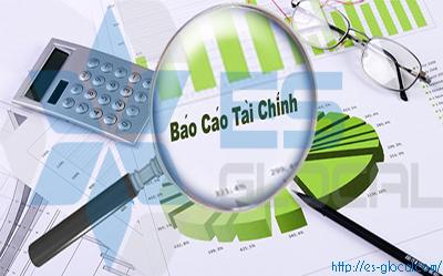 Hướng dẫn cách kiểm tra số dư trên BCTC