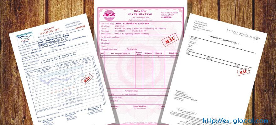 Những điều cần lưu ý khi đặt in hóa đơn