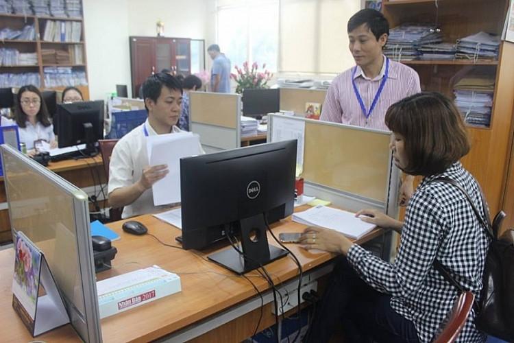 Hà Nội chính thức sử dụng dịch vụ thuế điện tử